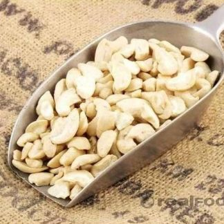 cashew pieces roasted & salted
